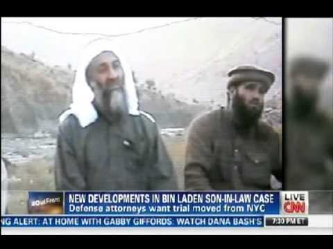 Osama Bin Laden's Son-in-law Sulaiman Abu Ghaith in Federal Court in New York - Army JAG Comments