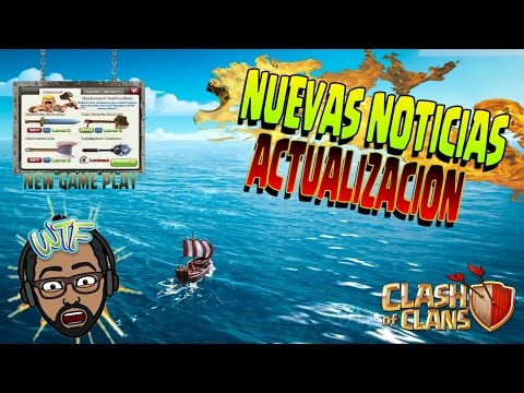 Thumbnail: ULTIMAS NOTICIAS | ACTUALIZACION CLASH OF CLANS | NUEVA MODALIDAD | @Rogersslike Clash of Clans