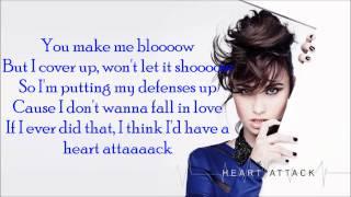 Demi lovato - heart attack (with lyrics ...
