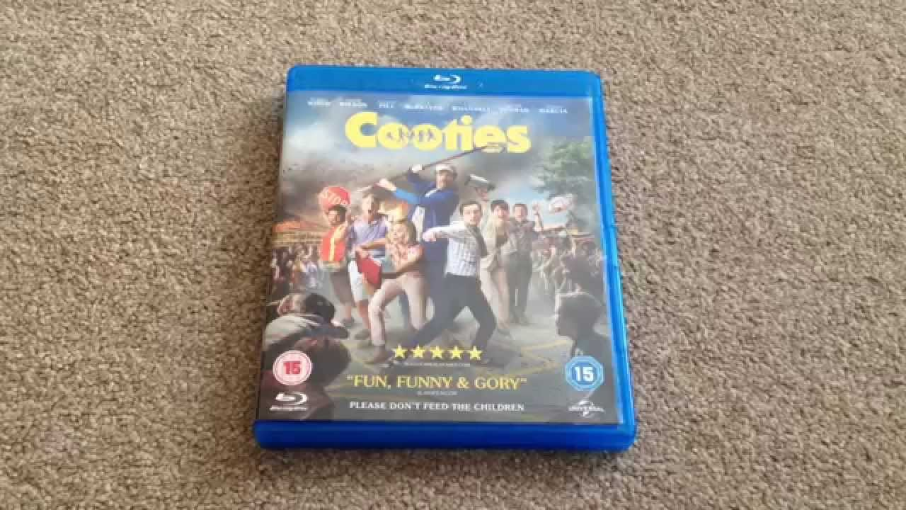 Download Cooties blu-ray unboxing