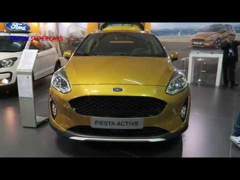 NEW 2020 Ford Fiesta Active - Exterior & Interior