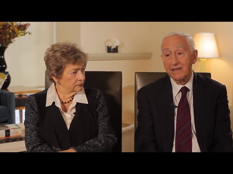 A Tribute to Roy and Diana Vagelos