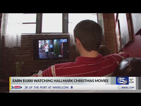 Brother Wease - Here's How to Make $1,000 Watching Corny Hallmark Christmas Movies