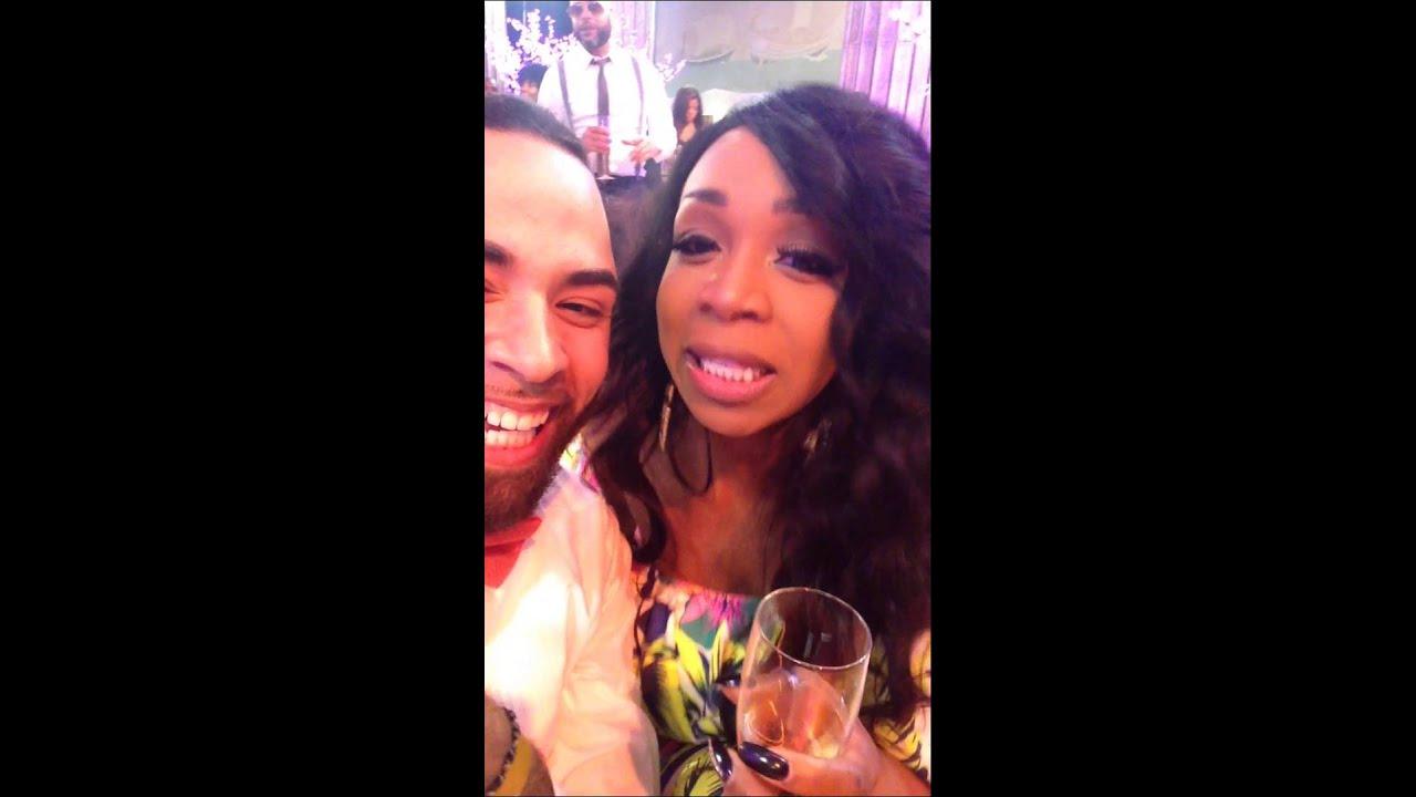 Antonio Velaz Tiffany New York Pollard Lil Kim Baby Shower Youtube