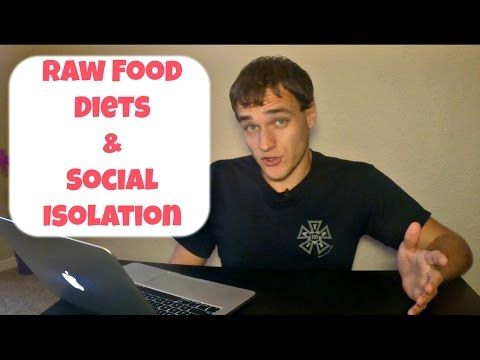 How A Raw Diet Destroys Your Social Life