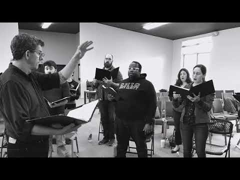 "Cleveland Chamber Choir Debut of Corey Rubin's ""My Mother"""
