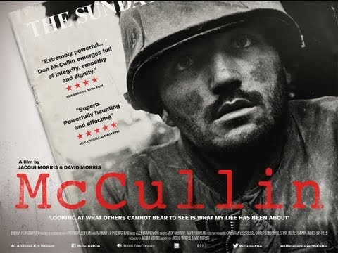 McCullin trailer - in cinemas & Curzon on Demand from 1 January 2013