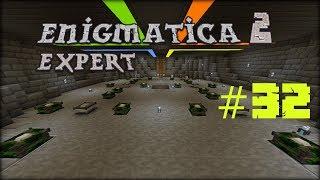 Minecraft 1.12.2 Enigmatica 2 Expert Mode Skyblock #32 - Empowerer Factory cz1.