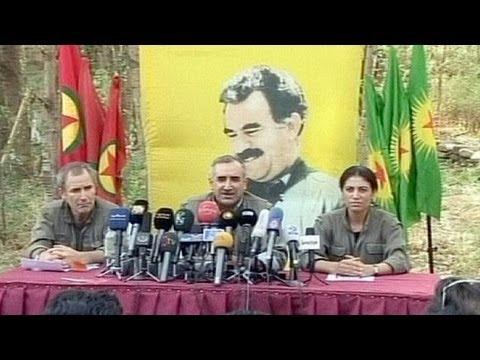 PKK Türkiye'den çekilmeye başladı