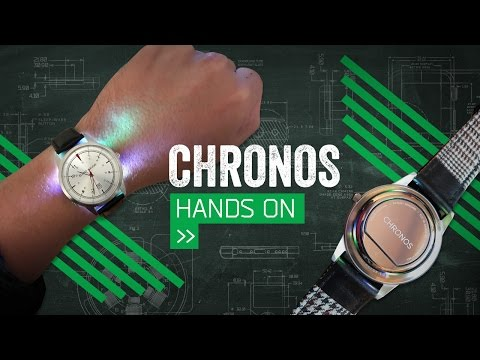 Chronos: The Cure For The Common Wristwatch