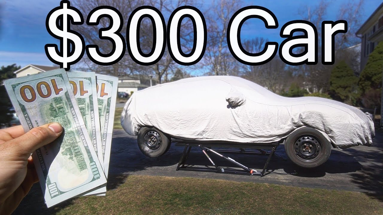 How To A Used Car For 300 Runs And Drives