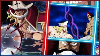Why Whitebeard Was STRONGER Than The Pirate King (Gol D. Roger) | One Piece Discussion