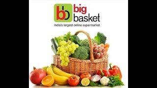 Big Basket shopping...