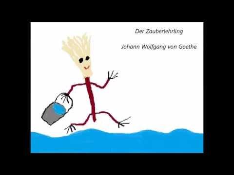 Der Zauberlehrling - Johann Wolfgang von Goethe - Gedicht - Ballade - Lesung - deutsch - audiobook