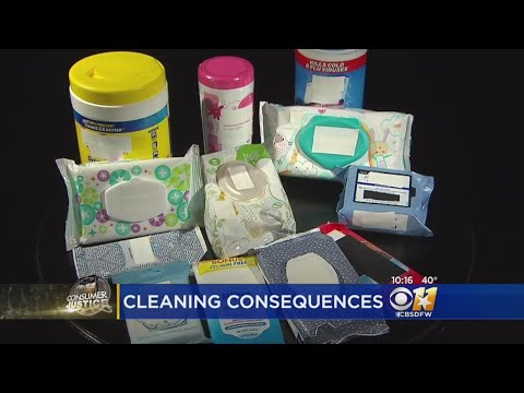 Flushable Or Not? The Fight Over Wipes – Texas Alerts