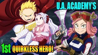 Mirio Togata Will Become The World's First Quirkless Hero?! (Boku No Hero Academia Theories)