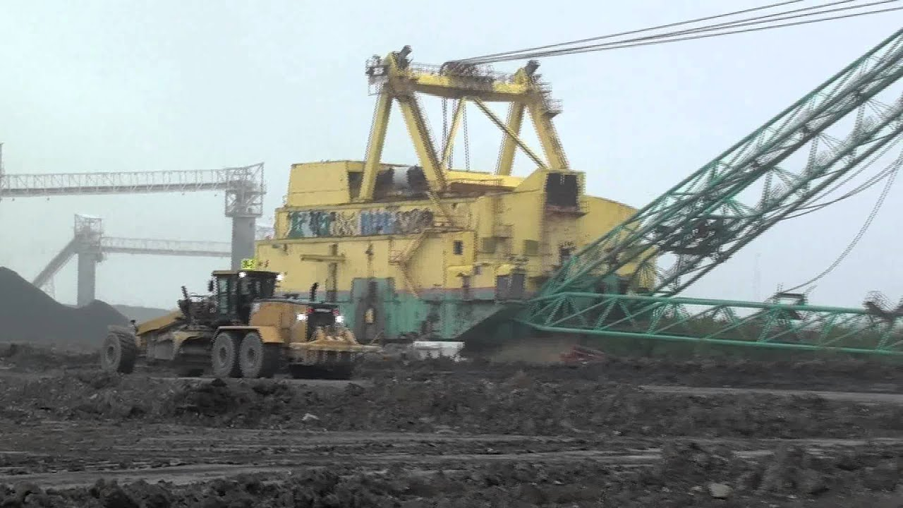 Indiana coal mining maps