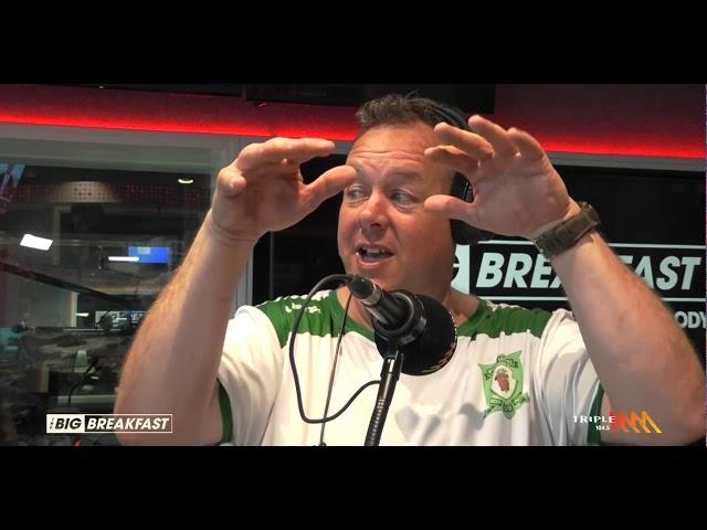 Wayne Bennett To Coach From The Goalposts | Triple M