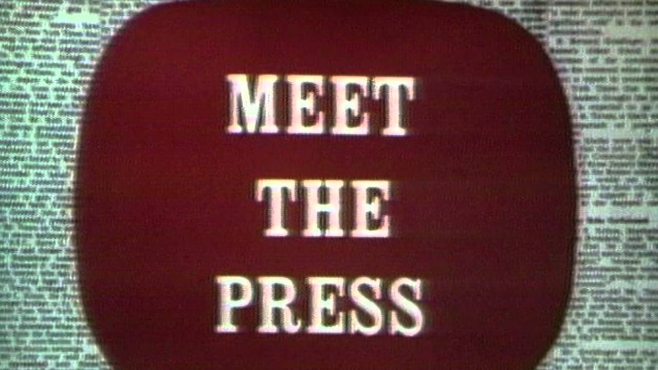 Alabama Gov George Wallace On Meet The Press June 30 1968 Audio Only Youtube