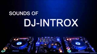 DJ FRANKY DJ INTROX HOUSE MIX 2013)