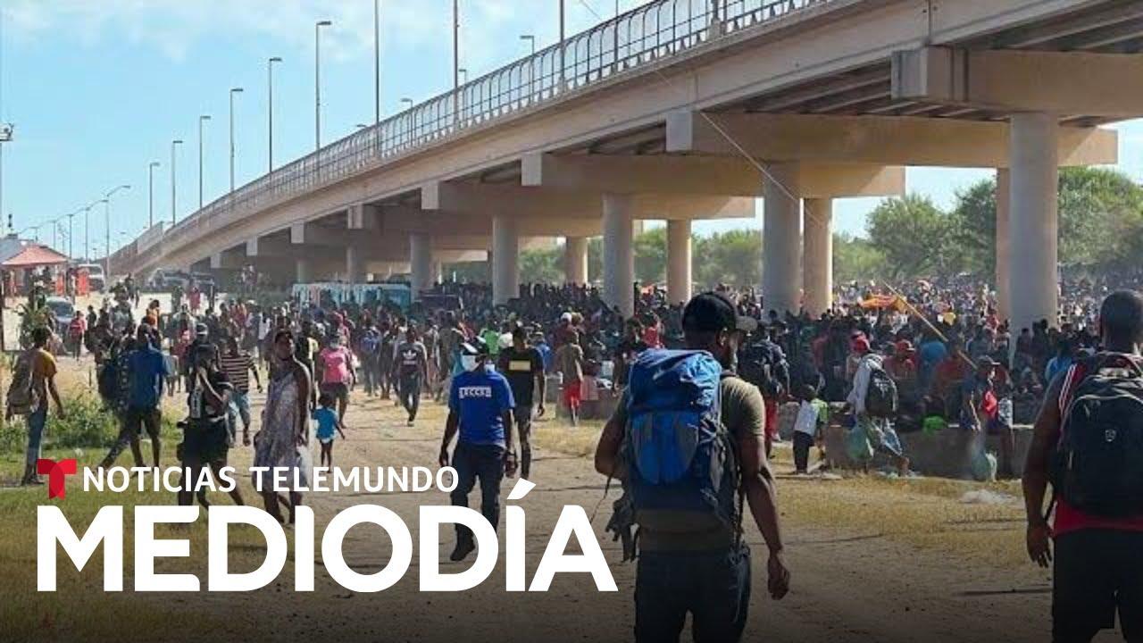 Download Sube la cifra de migrantes hacinados en la frontera mexicana | Noticias Telemundo