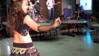 Nargiz Zigran dance lesson
