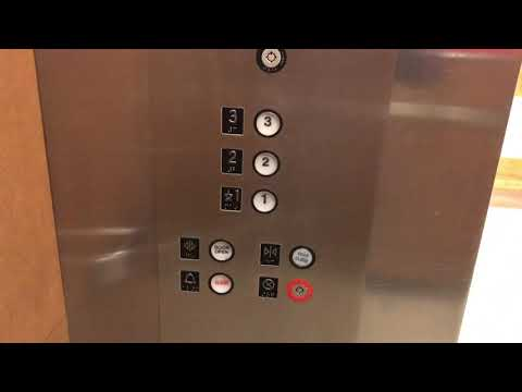 Modernized Otis Hydraulic Elevator At Macy's At Glendale Town Center In Indianapolis, IN