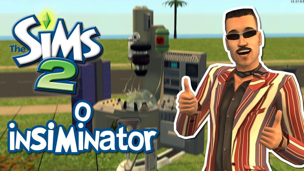 o insimenator para the sims 2