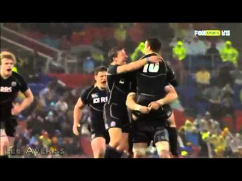 Rugby Celebration failed with Headbutt