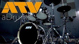ATV aDrums ARTIST - Banco de Pruebas