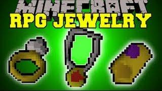 Joyeria Epica Jewelry Craft   Minecraft Mod Review