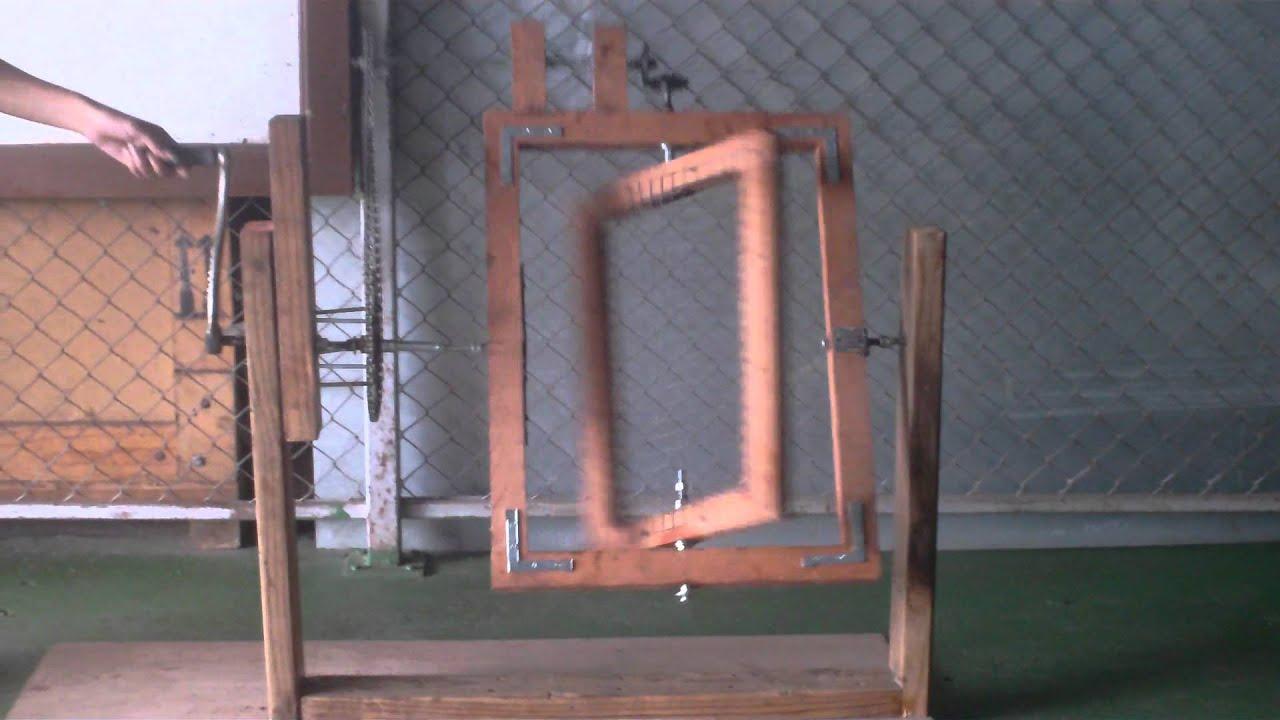 Maquina de rotomoldeo casera youtube - Maquina de palomitas casera ...