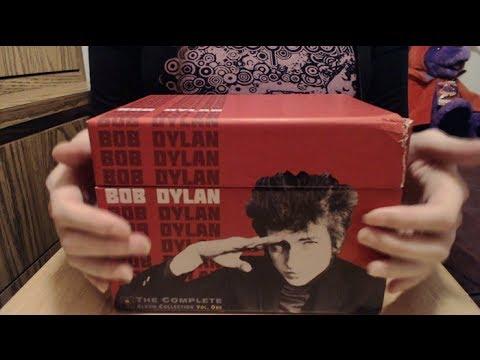 [ASMR] Soft-Spoken Unboxing Dylan Box Set + Tapping + Sounds