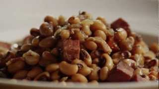 How To Make Slow Cooker Spicy Black-eyed Peas