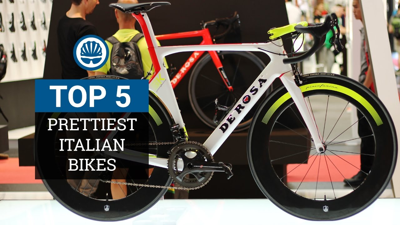 Best Carbon Road Bike What Makes Good Quality Carbon And Five >> Top 5 Prettiest Italian Road Bikes