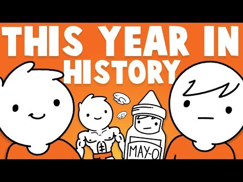 THIS YEAR IN HISTORY