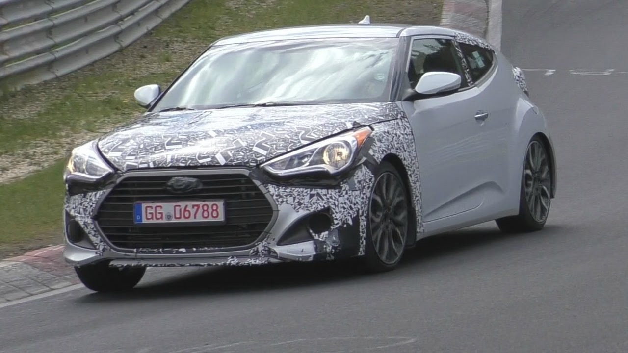 2018 hyundai veloster. exellent hyundai 2018 hyundai veloster turbo flying around the nrburgring throughout hyundai veloster t