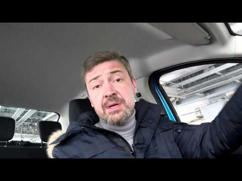 I.Z. лив: не тест-драйв Renault Logan NEW