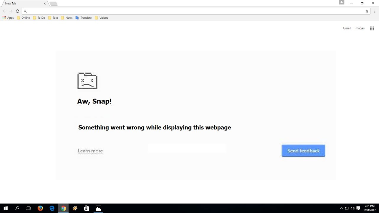 How to Fix Aw, Snap Something Went Wrong   Error in Chrome (Easy)