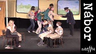 T. O. Vpřed: Nábor (divadelní představení pro 11NDF14, 2017)