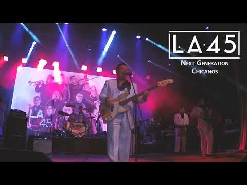 LA•45 Live in Las Vegas! 2018 Tejano Music National Convention - Indita Mia 8/24/18