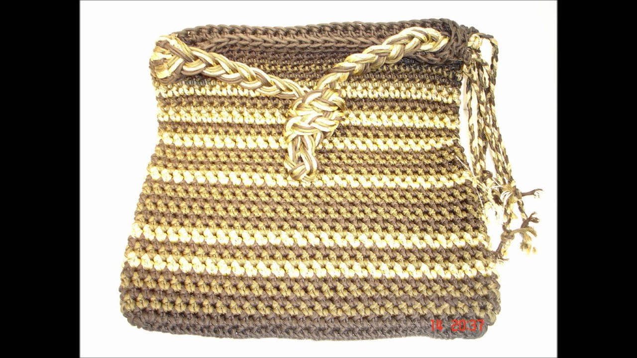 Cool paracord stuff 7 paracord bags slide show youtube for Paracord stuff to make