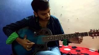 ae mere humsafar guitar tabs