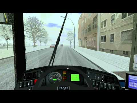 Omsi The Bus Simulator Man Lion City Dublin Bus Route 1 Sand