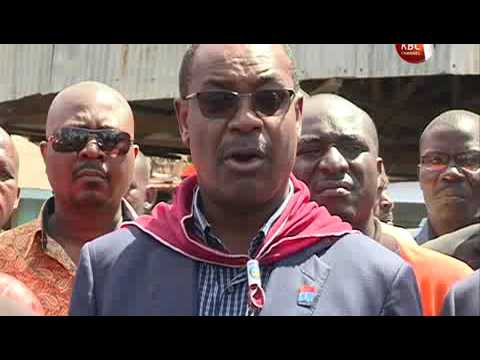 Nairobi Governor Kidero accuses EACC of witch hunt