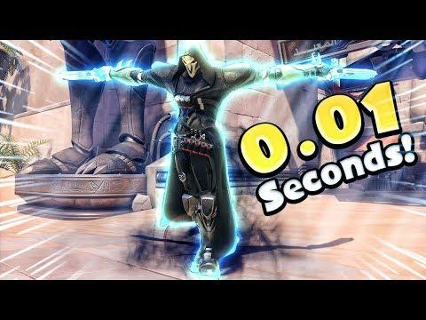 6 Kills in 0.01 Seconds!! - Overwatch INSTANT Hexakills