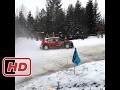 [ Mr Michael ] Chris Meeke flat out almost crash Rally Sweden 2017