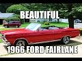 1966 Ford Fairlane 500 Convertible For Sale