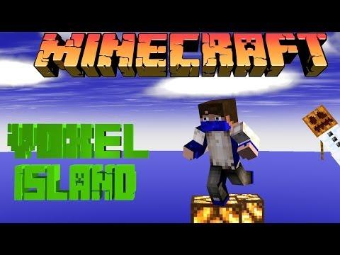 Minecraft: Voxel Island