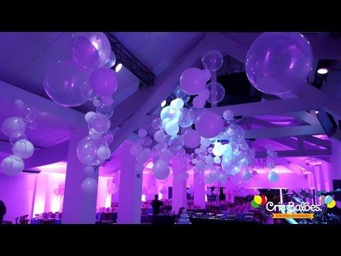 Decoração com Balões Festa 15 Anos - Maggiori Curitiba